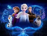 Frozen II #1654350 movie poster