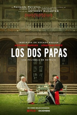 The Two Popes poster #1654769
