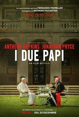 The Two Popes poster #1654771