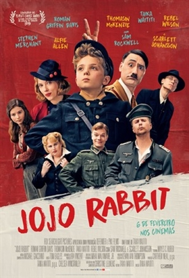 Jojo Rabbit poster #1655160