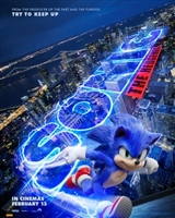 Sonic the Hedgehog #1656024 movie poster