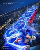 Sonic the Hedgehog #1656026 movie poster