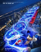 Sonic the Hedgehog #1656027 movie poster