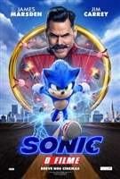Sonic the Hedgehog #1656417 movie poster