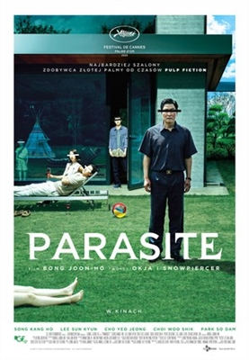 Parasite poster #1657219