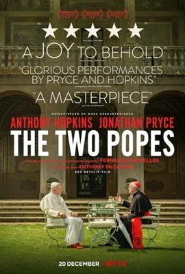 The Two Popes poster #1657335