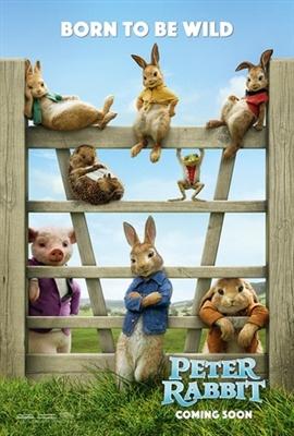 Peter Rabbit poster #1657717
