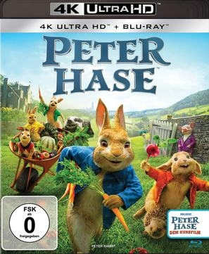 Peter Rabbit poster #1657744