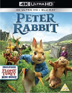 Peter Rabbit poster #1657745