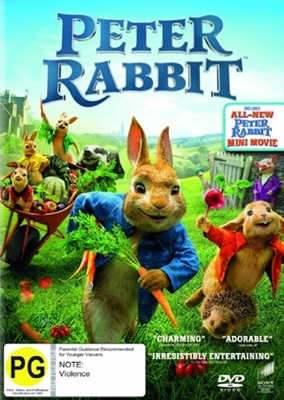 Peter Rabbit poster #1657746