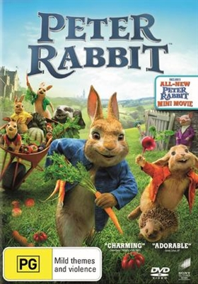 Peter Rabbit poster #1657758