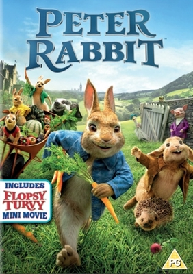 Peter Rabbit poster #1657766