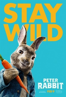 Peter Rabbit poster #1657777