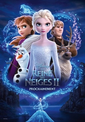 Frozen II poster #1658198