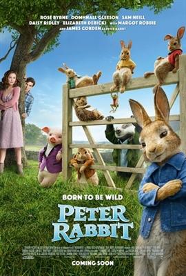 Peter Rabbit poster #1658205