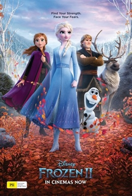 Frozen II poster #1658212