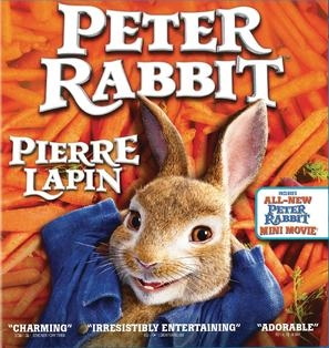 Peter Rabbit poster #1658322