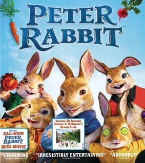 Peter Rabbit poster #1658324