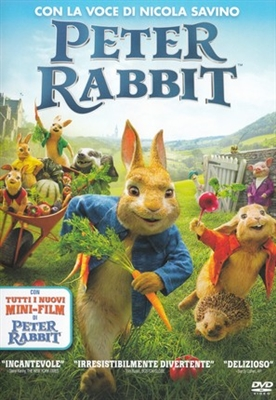 Peter Rabbit poster #1658326