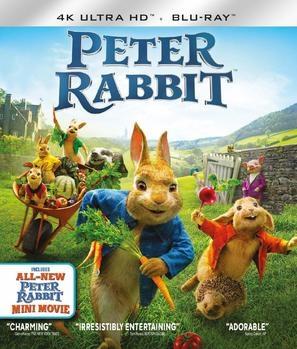 Peter Rabbit poster #1658327