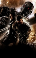 Terminator Salvation movie poster