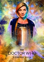Doctor Who movie poster