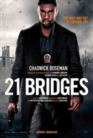 21 Bridges #1659347 movie poster