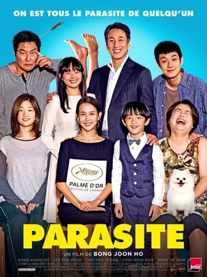 Parasite poster #1659376