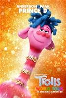 Trolls World Tour movie poster