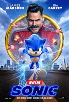 Sonic the Hedgehog #1661981 movie poster