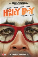 Honey Boy movie poster