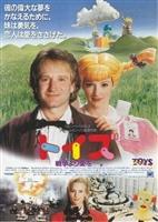Toys movie poster