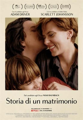 Marriage Story poster #1665633