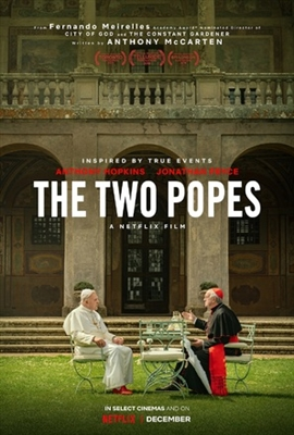The Two Popes poster #1665679