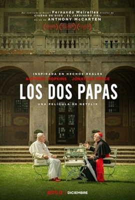 The Two Popes poster #1665680