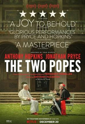 The Two Popes poster #1665683