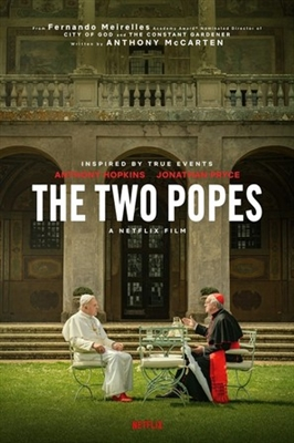 The Two Popes poster #1665684