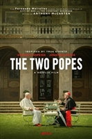 The Two Popes movie poster