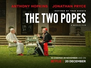 The Two Popes poster #1665687