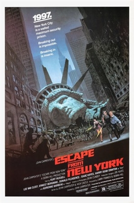 Escape From New York poster #1665736