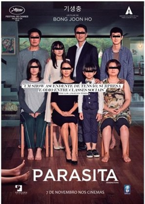Parasite poster #1666277