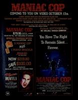 Maniac Cop #1666854 movie poster