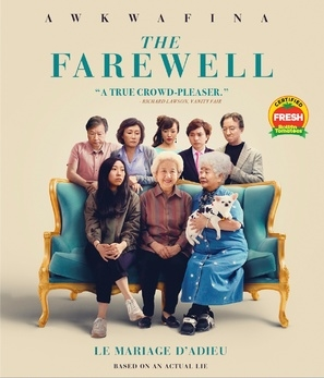 The Farewell poster #1667015