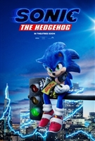 Sonic the Hedgehog #1667411 movie poster