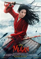 Mulan movie poster