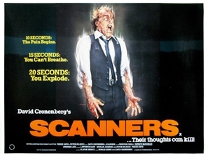 Scanners poster #1667858