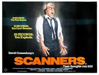 Scanners #1667858 movie poster