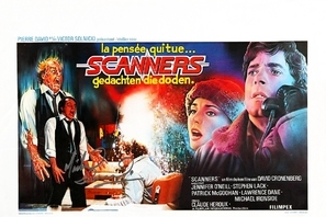 Scanners poster #1667859