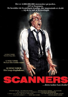 Scanners poster #1667860