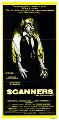 Scanners poster #1667862